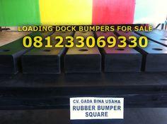 karet bantalan loading dock, karet bumper loading dock, karet loading dock