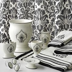 Croft And Barrow Harper Bath Accessories