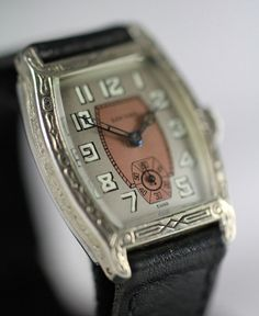 1930 Didisheim-Lotus Vintage watch from vintagewatches on Ruby Lane