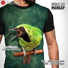 GROSIR KAOS MURAH, Kaos Burung Murah, Kaos Grosir Murah untuk Pedagang, Cucak Ijo Mania, Cucak Ijo Ngentrok, https://instagram.com/kaosgrosir.3d, WA : 08222 128 3456, LINE : Kaos3DBagus