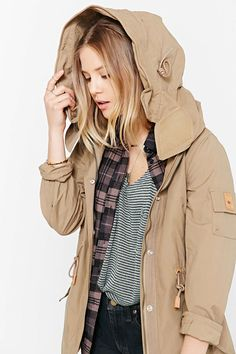 Penfield Hazleton Snorkel Hooded Parka - Urban Outfitters