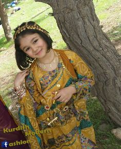KURDISH CLOTHES FOR CHILDREN