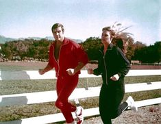 The Six Million Dollar Man with the Bionic Woman