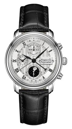 Cotton Club Chronograph Moonphase