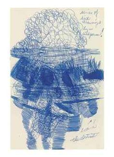 Eva Hesse (1936-1970) , drawing - www.christies.com