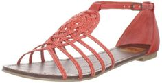 I need new sandals and these are GORGEOUS