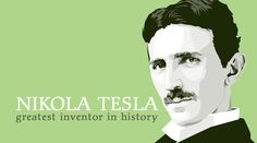 Nikola Tesla could be the world's most eccentric, misunderstood, innovative genius in history.
