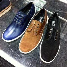 Black, Brown & Blue