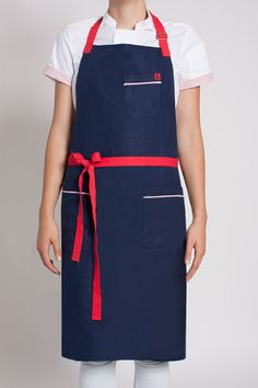hedley & bennett 'Merica Apron // Made in USA // Get it at GoodFight Mercantile