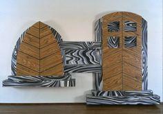 Richard Artschwager, 'Door/Door II' 1984-5