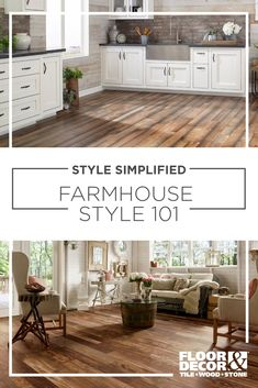 Warm and cozy, yet effortlessly elegant – today's farmhouse style is a mixture of classic meets French countryside, and all things in between. Style At Home, Farmhouse Style, Farmhouse Decor, Modern Farmhouse, Design Jobs, Bedroom Minimalist, Table Cafe, Porches, Change Your Life