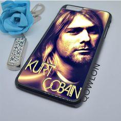Kurt Cobain Photo iPhone 6 Plus | 6S Plus Case