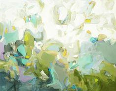 Christina Baker | Fireflies  48x60  Gregg Irby Fine Art - Atlanta