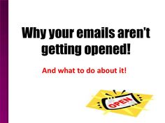 Email marketing is essential for most entrepreneurs. With the right strategy, email marketing can be very effective. Your Email, Business News, Email Marketing, Company Logo, Tech Companies