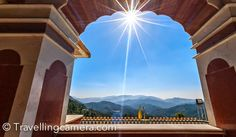 Jatoli Shiva Temple surrounded by beautiful hills of Solan in Himachal Pradesh, India