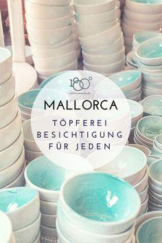 Mallorca Tipp - Besichtigung in einer Töpferei