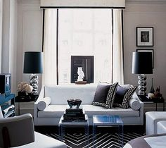 touch of yellow | for the home | pinterest | living rooms