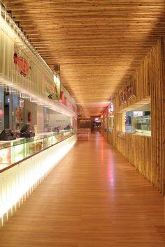 Food Louver | Grand Indonesia Shopping Center, Jakarta, Indonesia  | Works | design spirits co.,ltd.