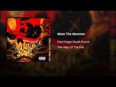 The soundtrack to leg day...meet the monster. - - Five Finger Death Punch - Meet the Monster