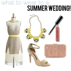 jillgg's good life (for less) | a style blog: What to wear to a summer wedding!