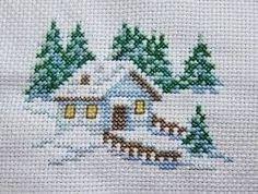 More of my finished cross stitch Cross Stitch Christmas Cards, Xmas Cross Stitch, Cross Stitch Pillow, Cross Stitch Cards, Cross Stitch Kits, Christmas Cross, Cross Stitch Designs, Cross Stitching, Cross Stitch Embroidery