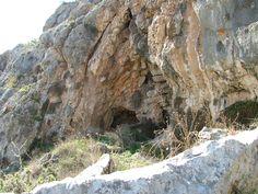 Cuevas del Monte Carmelo (Israel)