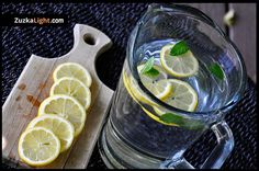 The Best Morning Drink for Health and Weight Loss: 8 oz water (warm or room temp recommended) with juice from 1/2 of a lemon.  (See blog for benefits.)
