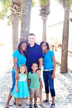 The Lawsons Shared:                                    This family calls themselves, the Awesome Lawsons, I can see why.                                 Great looking & awesome family || #bwwm #wmbw