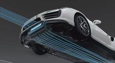 Hollands glorie: actieve voorspoiler van de Porsche 911 Turbo en Turbo S