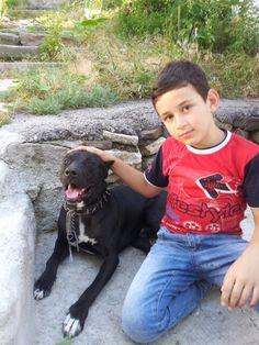 Kara ve oğlum (black)::)