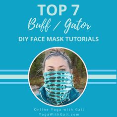 Sew your own Buff or Gator aka Dust Face Mask – Top 7 Tutorials Here's your list! Go see the TUTORIAL I wrote to make a DIY face mask from an old pair of yoga pants, jazz pants,… Diy Mask, Diy Face Mask, Best Face Mask, Sewing Tutorials, Sewing Hacks, Sewing Projects, Sewing Patterns, Sewing Ideas, Craft Patterns