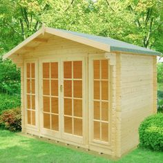You'll love the Epping 10 x 10 Ft. Log Cabin at Wayfair.co.uk - Great Deals on all Outdoor products with Free Shipping on most stuff, even the big stuff.