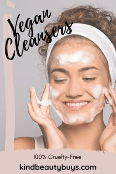 Cleansing is an essential part of any beauty routine. Removing all the dirt, makeup, pollutants and impurities from your face each day will leave your skin glowing. Check out 10 of the best cruelty-free brands that offer some gorgeous vegan cleansers! Each Day, Cleansers, Beauty Routines, Cruelty Free, Your Skin, Skincare, How To Remove, Vegan, Makeup