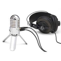 Amazon.co.jp: SAMSON Meteor Mic USBマイクロフォン: 楽器