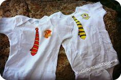 Harry Potter Baby Onsies