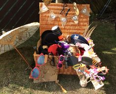 Wedding event party hire  hire fee Cambridgeshire  www.tlccandycart.co.uk Photo booth prop props DIY option £30 hire fee