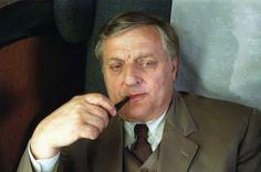 Bruno Cremer dans le rôle du commissaire Maigret
