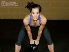 Killer Kettlebell Complex - Scorch Fat, Build Muscle, Increase Definition