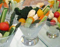 Vegetable Cocktails: A Pretty Spring Party Snack | POPSUGAR Food