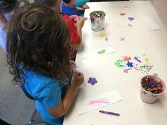 Cridersville Storytime : BookMark craft