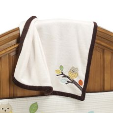 notNeutral® Arbor Boa Blanket with Applique