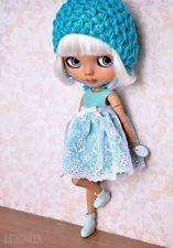 Niesha (OOAK Custom Blythe art doll) by UNNIEDOLLS - customized blythe icy jeccy