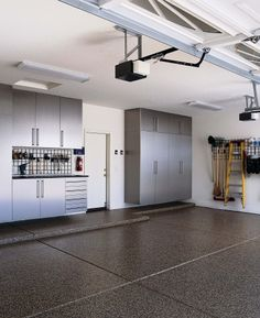 Why Epoxy is a Premier Garage Floor Coating | Cabinets, It ...