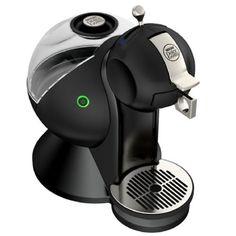 Nescafe Dolce Gusto Melody II Single Serve Coffee Machine, Black - http://thecoffeepod.biz/nescafe-dolce-gusto-melody-ii-single-serve-coffee-machine-black/