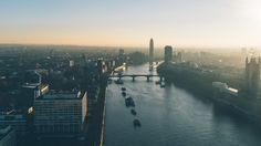 A view from the Eye London [6000 x 3375] [OC] [OS]