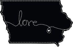 I love Iowa. Especially Eastern Iowa. Super 8, Iowa State, Oklahoma, Wisconsin, This Is Your Life, Iowa Hawkeyes, Graphic, Just Love, Crafty