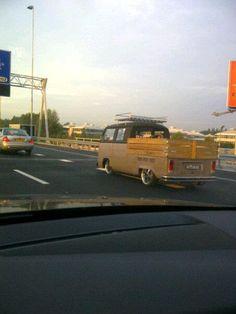 Nice VW Van near Zaandam