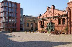 Schmiedehof, Viktoria Quartier Berlin