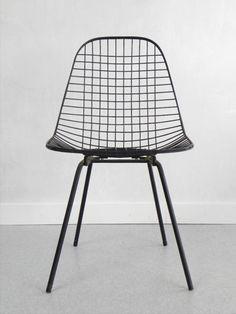 neuster ebay-fund, 6x eames DKX, für den schönen carl hansen tisch und den balkon.