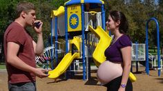 This Couple's Time-Lapse Of Their Twins' Pregnancy Is The Cutest Thing Ever